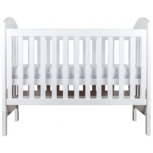 Grotime Blenheim Cot and Mattress White