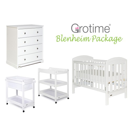 Grotime Blenheim Cot Classic Package