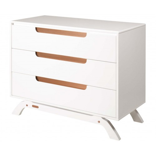 Grotime Retro Chest White