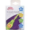 Heinz Baby Basics 2 Snack Bowls and Weaning Spoon