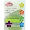Heinz Press n Pop Freezer Pots 4 Pack