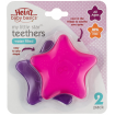 Heinz Baby Basics Little Star Teethers Green Blue