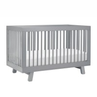 Babyletto Hudson Cot Grey