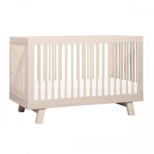 Babyletto Hudson Cot Washed Natural