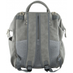 Isoki Byron Nappy Backpack Stone