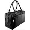 Isoki Double Zip Satchel Nappy Bag Black Mumba