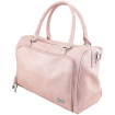 Isoki Double Zip Satchel Nappy Bag Mushroom
