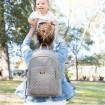 Isoki Marlo Backpack Stone