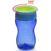 Wow Spill Free Cup Blue