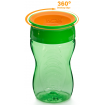 Wow Spill Free Cup Green