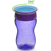 Wow Spill Free Cup Purple