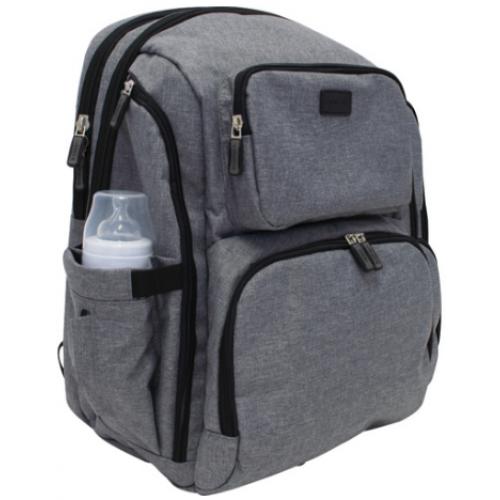 La Tasche Iconic Backpack Grey