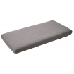 Leander Cot Fitted Sheets Grey