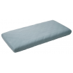 Leander Cot Fitted Sheets Misty Blue