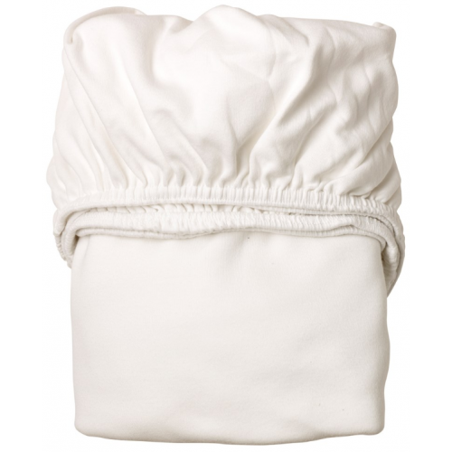 Leander Junior Bed Fitted Sheets White