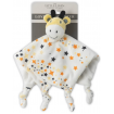 Little Linen Comforter Giraffe Star