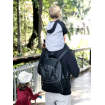 Livvy and Harry Marseille Backpack Black