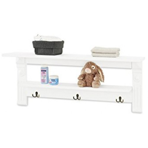 Love n Care Emilia Wall Shelf White
