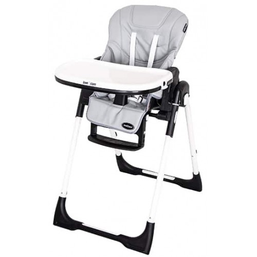 Love n Care Montana Highchair Grey