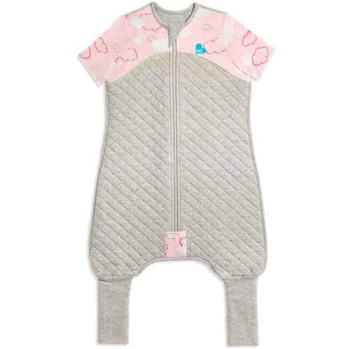 Love to Dream Sleep Suit Pink 1.0 Tog