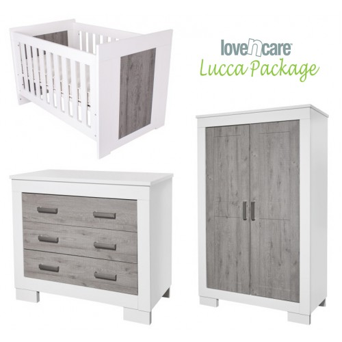 Love n Care Lucca Deluxe Package