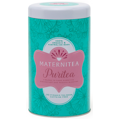 MaterniTea Pyramid Teabags Puritea