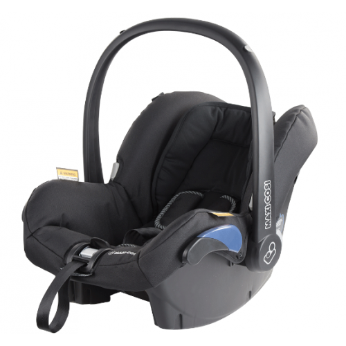Maxi Cosi Citi Infant Carrier Black Raven
