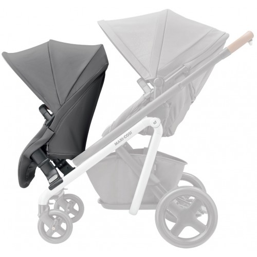 Maxi Cosi Lila Duo Seat Nomad Grey