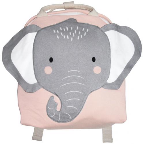 Mister Fly Back Pack Pink Elephant