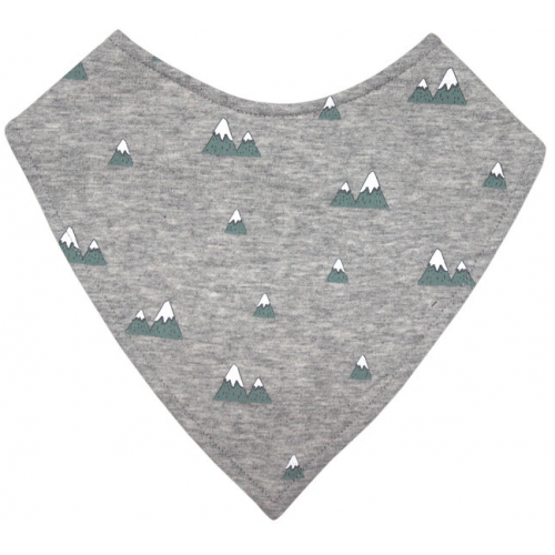 Mister Fly Dribble Bib Mountain