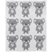 Mister Fly Knitted Blanket Koala