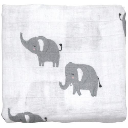 Mister Fly Muslin Wrap Elephant