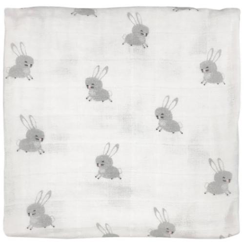 Mister Fly Muslin Wrap Floating Bunny