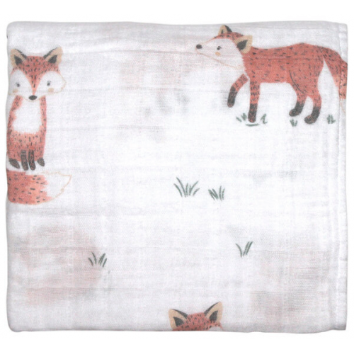 Mister Fly Muslin Wrap Fox