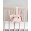 Mister Fly Pram Rattle Ball Pink Elephant
