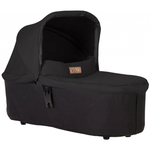 Mountain Buggy Carrycot Plus Urban Jungle Black