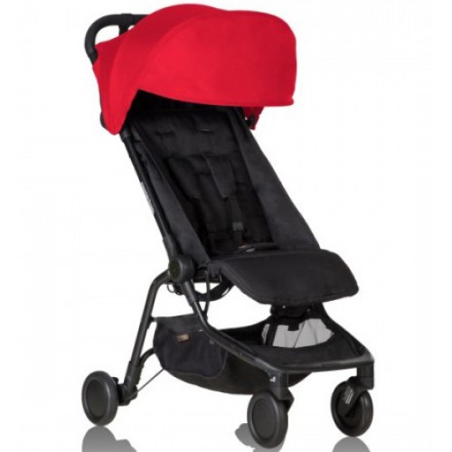 Mountain Buggy Nano Red