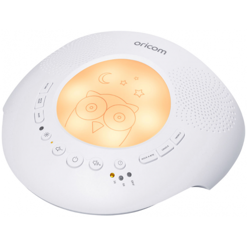 Oricom Soothing Sound Machine Night Light