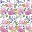 Outlook Cotton Pram Liner Floral Delight