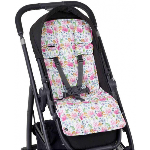 Outlook Cotton Pram Liner Floral Delight