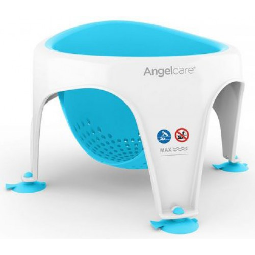 Angelcare Bath Ring Seat Aqua