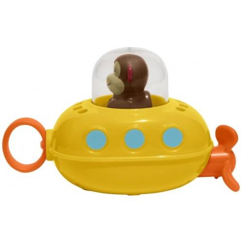 Skip Hop Pull and Go Submarine Monkey