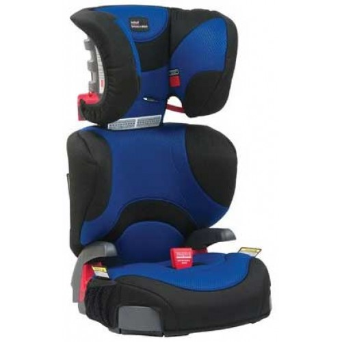 Britax Hi Liner Booster Ink Blue
