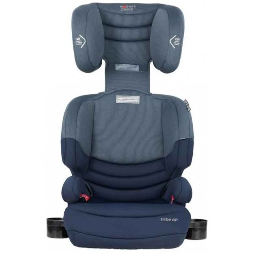 Mothers Choice Tribe Booster Deep Navy + $50 Gift Voucher + Supermat