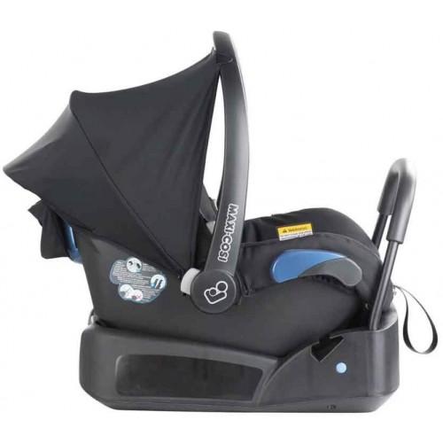Maxi Cosi Citi Infant Carrier Black Raven + $50 Gift Voucher + Supermat