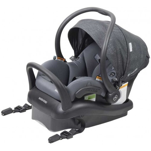 Maxi Cosi Mico Plus Isofix Night Grey + $50 Gift Voucher + Supermat