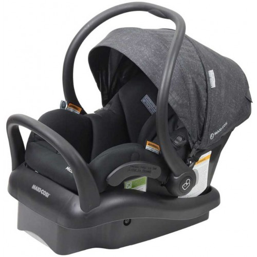 Maxi Cosi Mico Plus Nomad Black + Car Seat Fitting Voucher + Supermat
