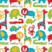Toddler Tints Zoo Friends