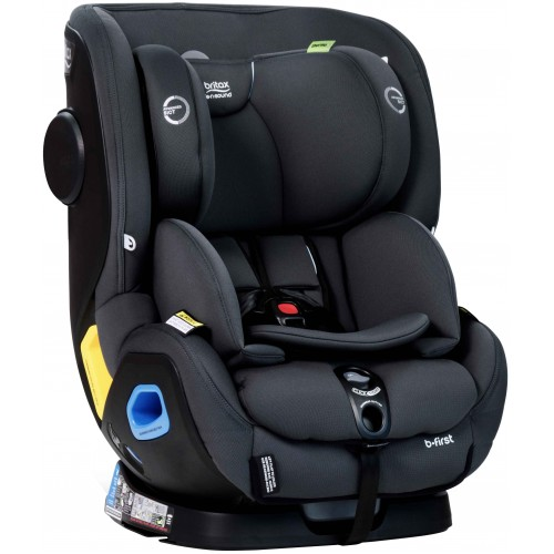 Britax B First Charcoal + Free Car Seat Fitting Voucher