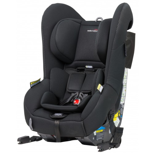 Safe-n-Sound Quickfix Black + Free Car Seat Fitting